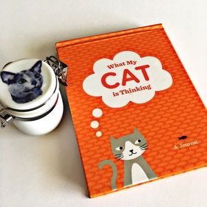 Cat Parent Gift Set